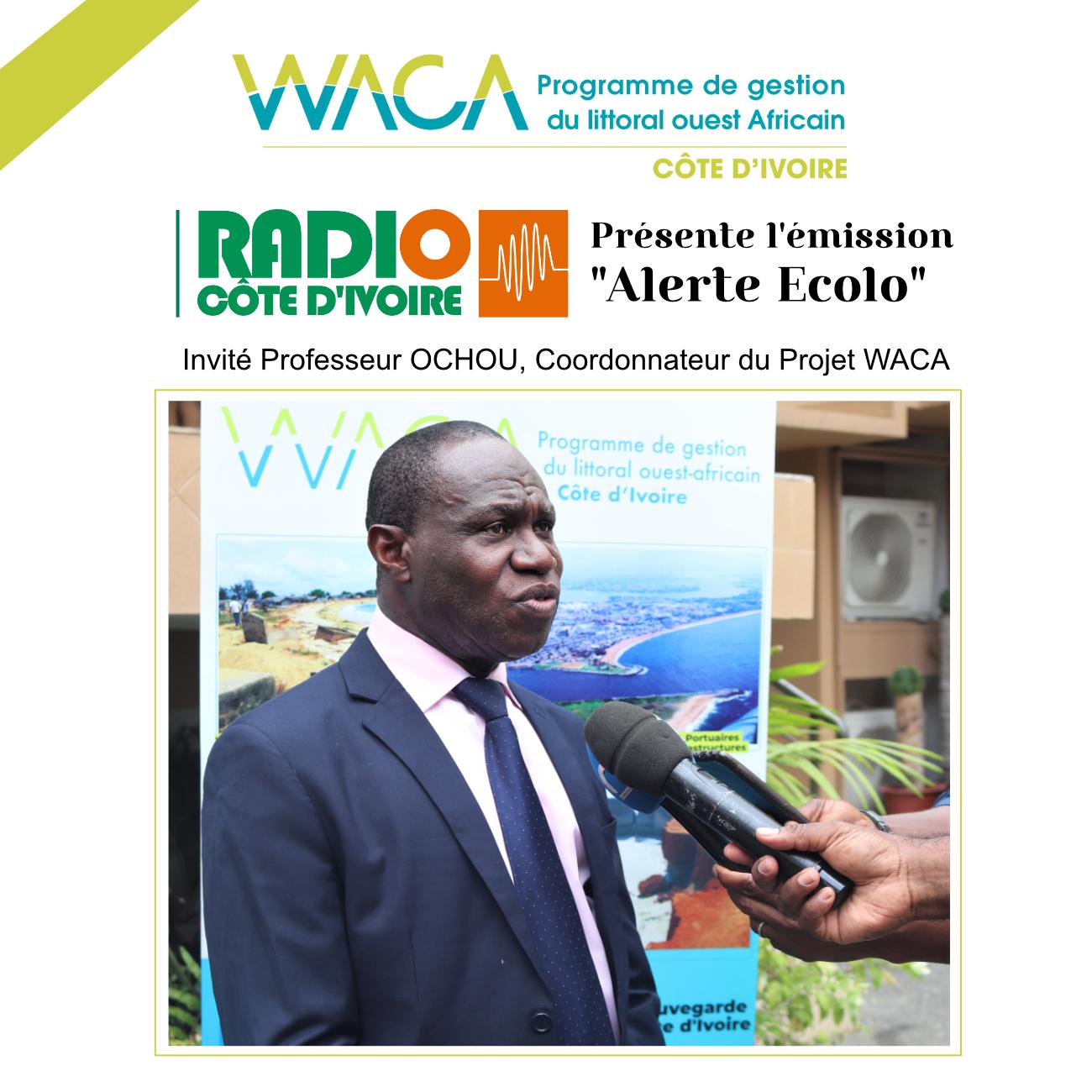 WEBRADIO WACA COTE D'IVOIRE