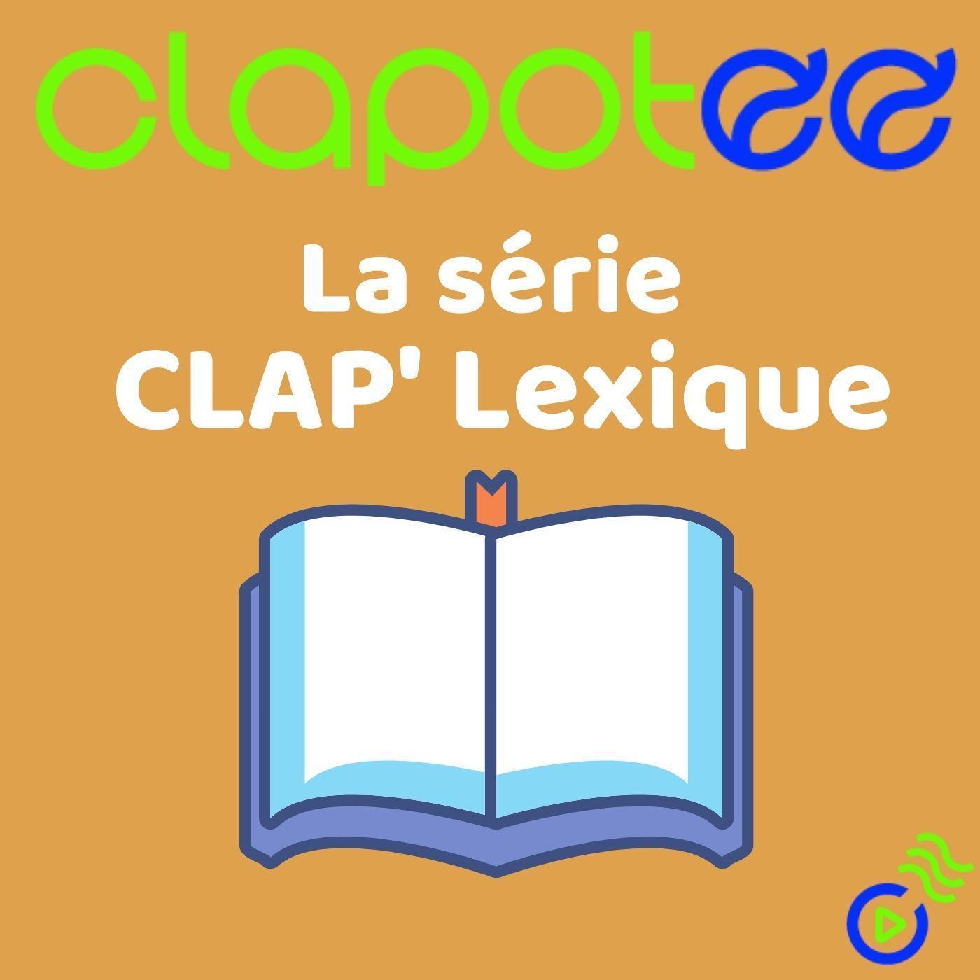 FRANÇAIS - Clap'Lexique