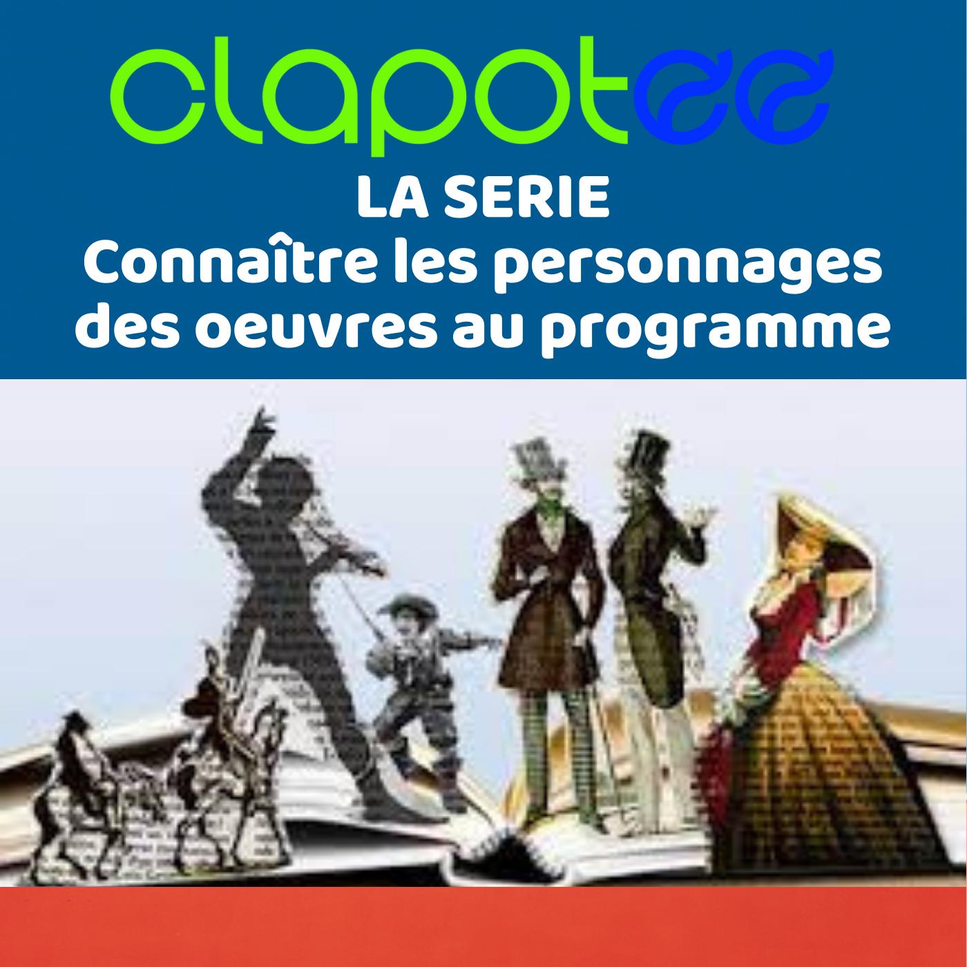 FRANÇAIS - Des personnages, Une oeuvre !