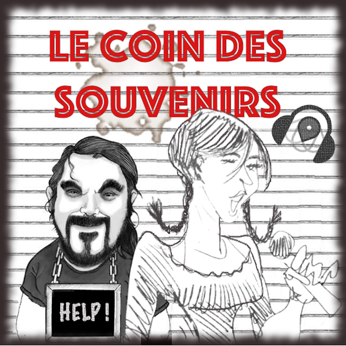 LE COIN DES SOUVENIRS