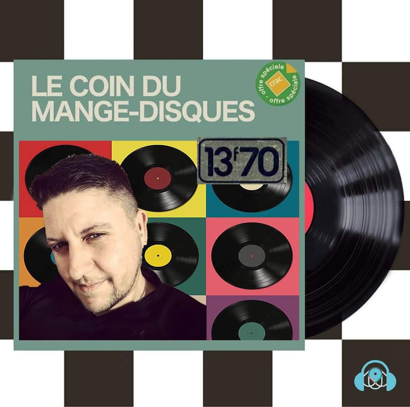 LE COIN DU MANGE-DISQUES