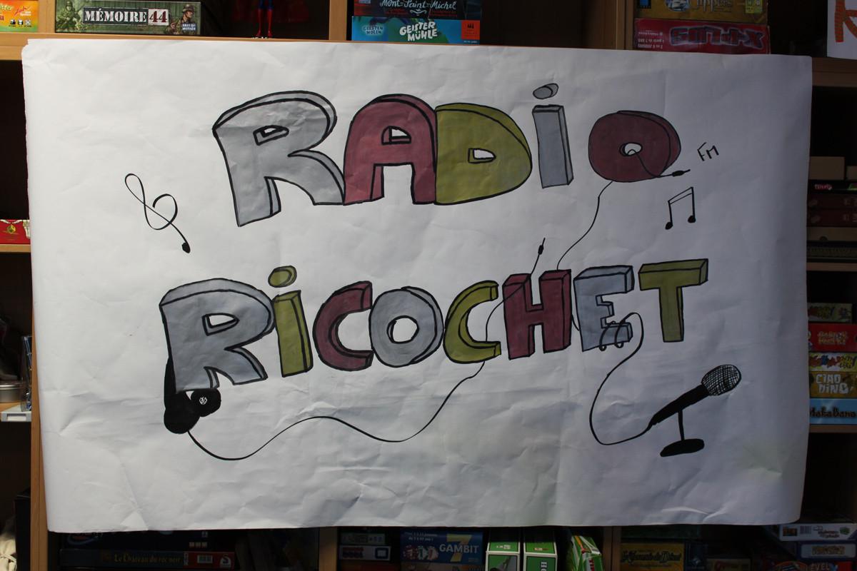 L'association Ricochet pirate les ondes de tooBordo !